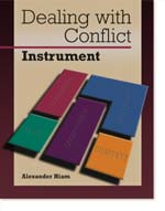 Dealing with Conflict Instrument and Guide - Best Seller
