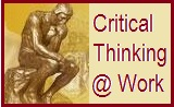 using critical thinking at work