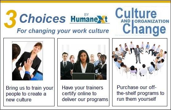 culture oganizational change