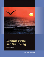 Personal Stress and Well-Being Profile