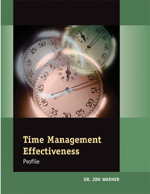 Time Management Effectiveness Profile