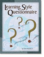 Learning Style Questionnaire